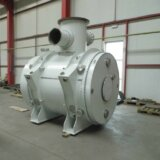 Complete Cryostat vacuum vessel Short Configuration